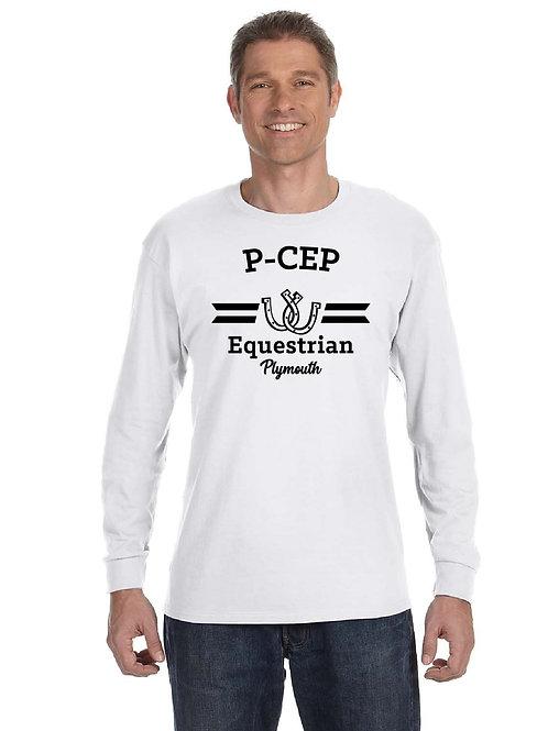 PCEP Equestrian TEAM (G540) Crew Neck Long-Sleeve T-Shirt