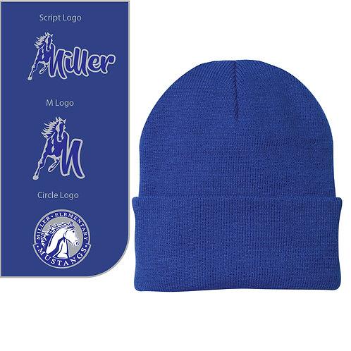 Miller Mustangs CP90 Knit Hat ($12.00-$26.00)