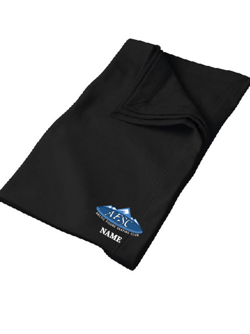 Embroidered Fleece Stadium Blanket
