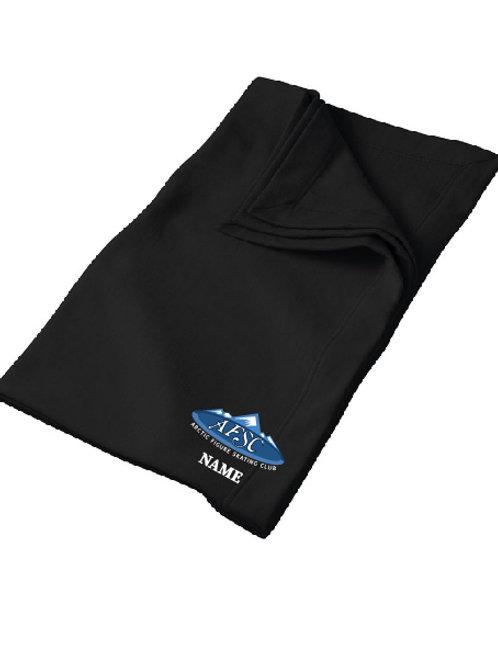 Embroidered Fleece Stadium Blanket