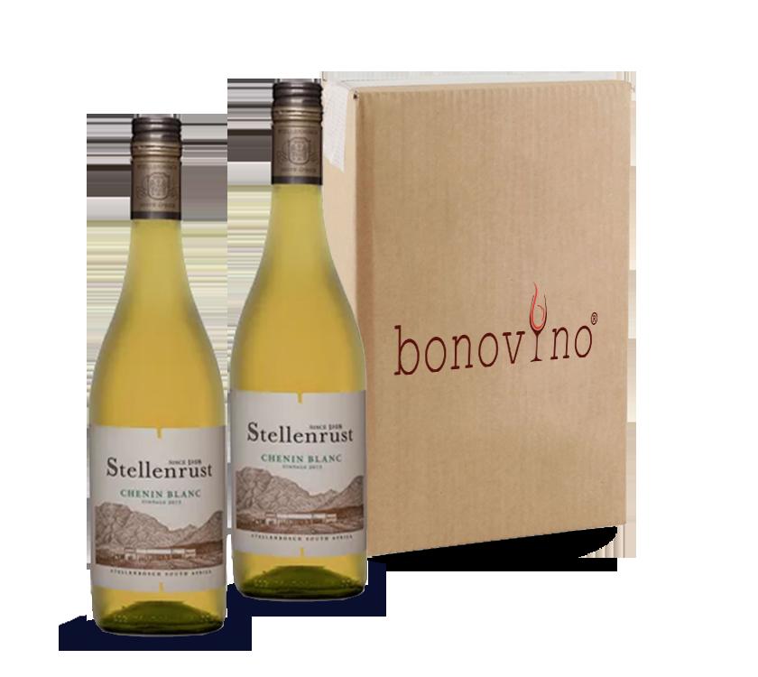 bonovino, caixa 2 garrafas