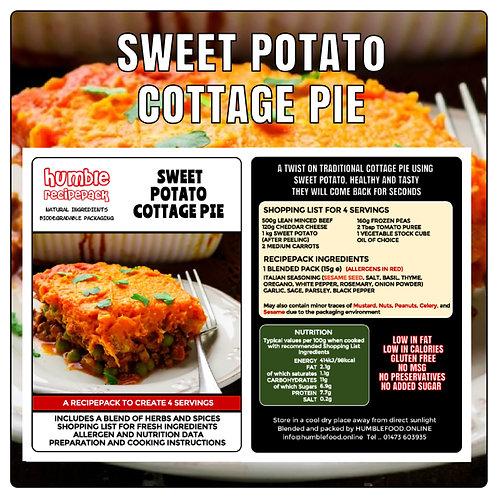 SWEET POTATO COTTAGE PIE - RecipePack