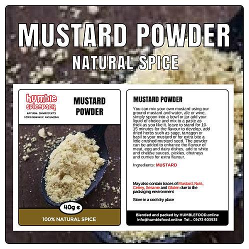 MUSTARD POWDER - 40g