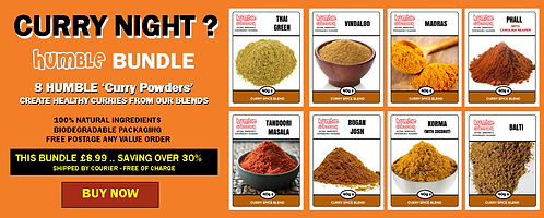 CURRY POWDERS Humble Bundle