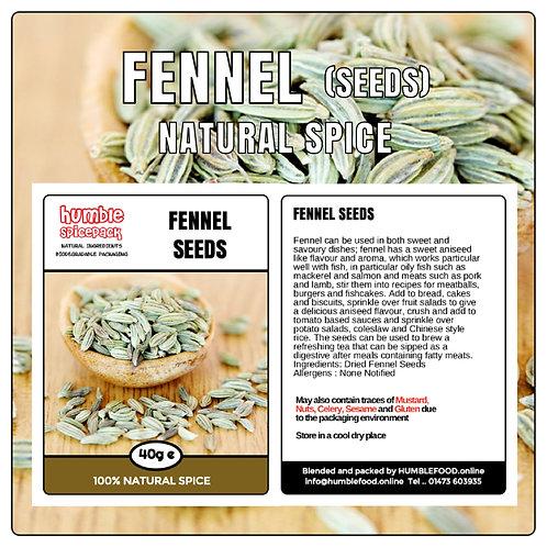 FENNEL (Seeds) - 40g