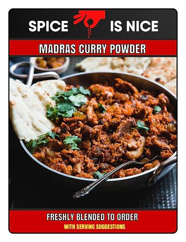 MADRAS Premium Curry Powder - 70g