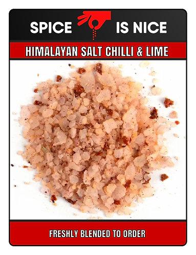 HIMALAYAN PINK SALT CHILLI AND LIME Premium Seasoning - 70g