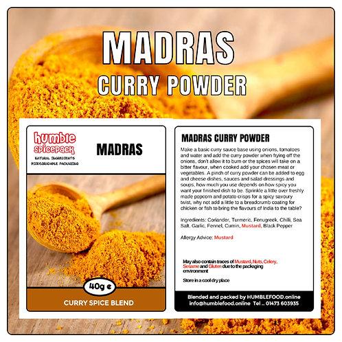 MADRAS Curry Powder Blend - 40g