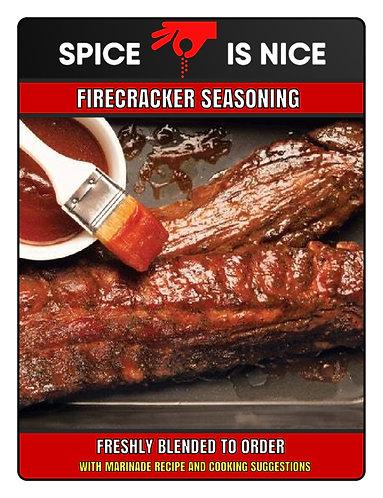 FIRECRACKER Premium Seasoning - 70g