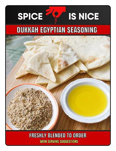 DUKKAH EGYPTIAN Premium Seasoning - 70g