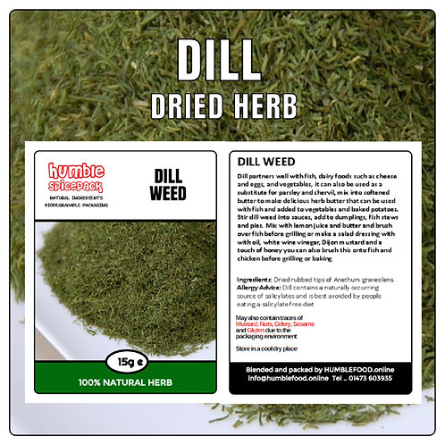 DILL WEED - 15g