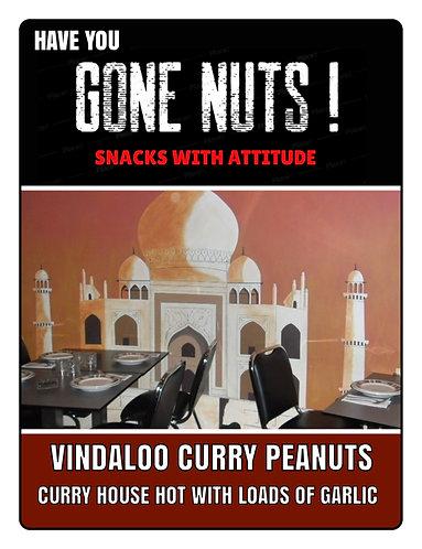 Vindaloo Curry Peanuts - 60g