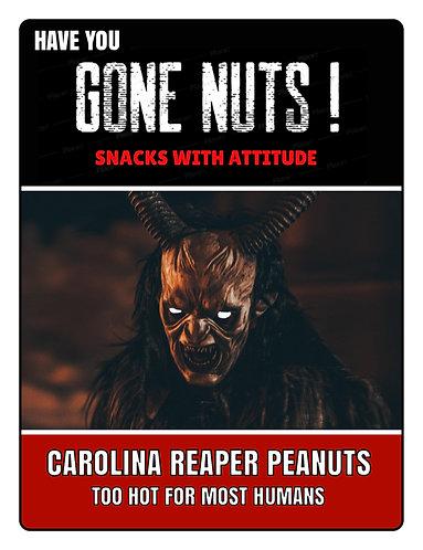 California Reaper Peanuts - 60g