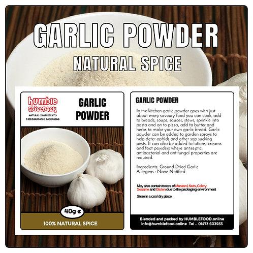 GARLIC POWDER - 40g