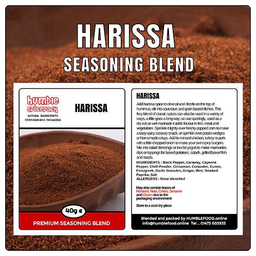 HARISSA Seasoning Blend - 40g