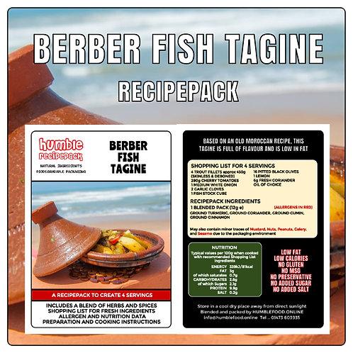 BERBER FISH TAGINE - RecipePack