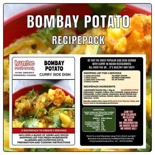 BOMBAY POTATO - RecipePack