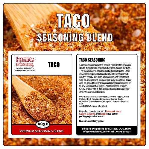 TACO Seasoning Blend - 40g