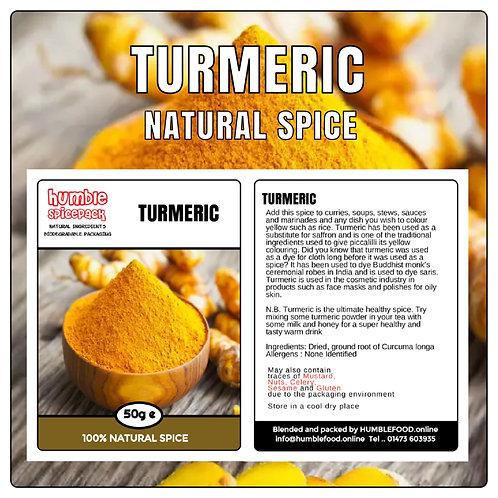 TURMERIC - 50g