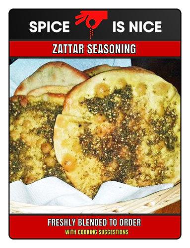 ZAATAR Premium Seasoning - 70g