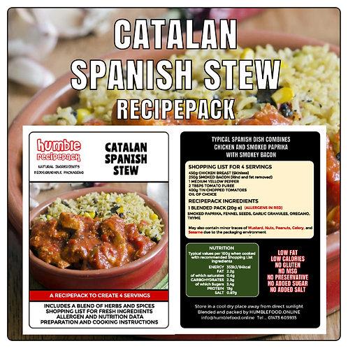 CATALAN SPANISH STEW - RecipePack