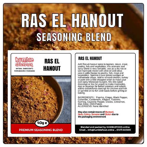 RAS EL HANOUT - Seasoning Blend - 40g