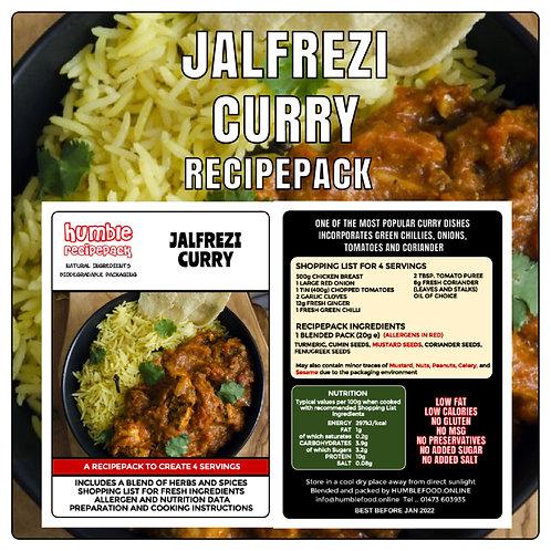 JALFREZI CURRY - RecipePack