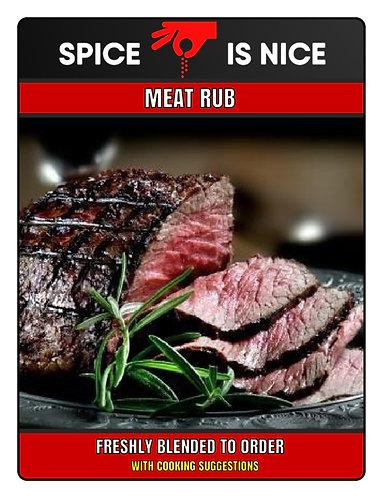 MEAT RUB Premium Seasoning - 70g