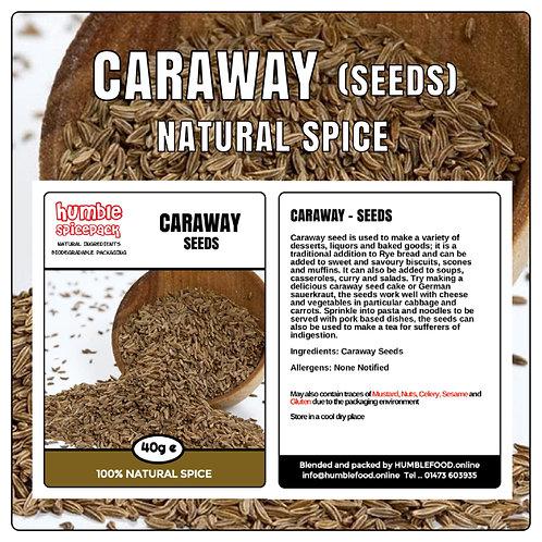 CARAWAY (Seeds) - 40g