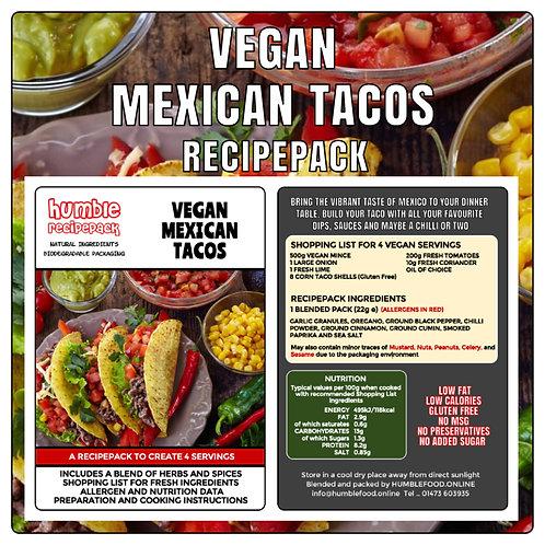 VEGAN MEXICAN TACOS - RecipePack