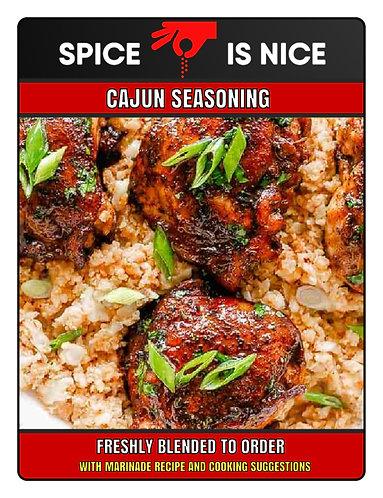 CAJUN Premium Seasoning - 70g