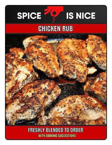 CHICKEN RUB Premium Seasoning - 70g