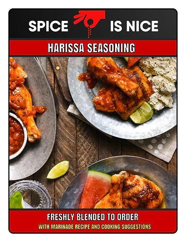 HARISSA Premium Seasoning - 70g