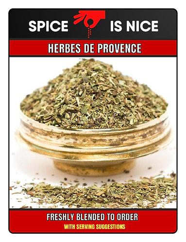 HERBES DE PROVENCE Premium Seasoning - 70g