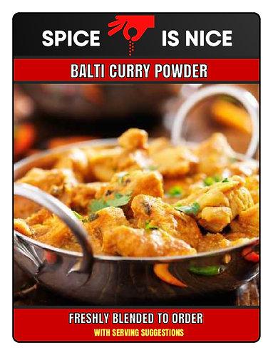 BALTI Premium Curry Powder - 70g