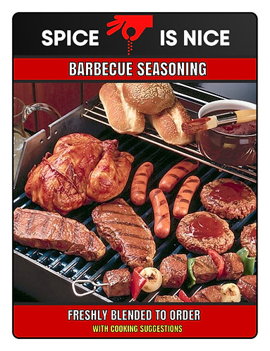 BARBECUE Premium Seasoning - 70g