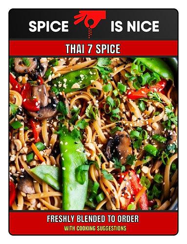 THAI 7 SPICE Premium Seasoning - 70g