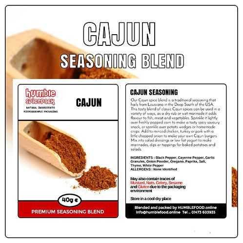 CAJUN Seasoning Blend - 40g