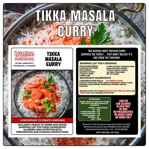 TIKKA MASALA - RecipePack