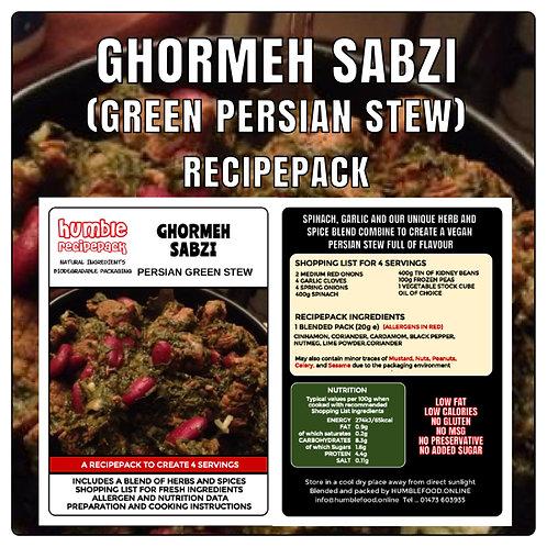 GHORMEH SABZI - RecipePack