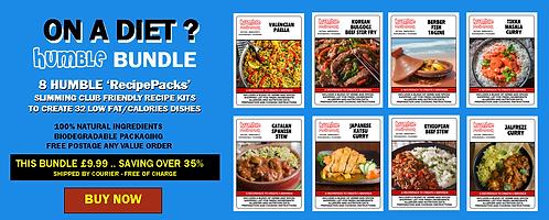ON A DIET ? Humble Bundle