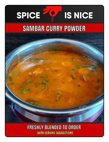 SAMBAR Premium Curry Powder - 70g