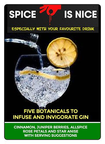 GINVIGORATION a Gin Infusion Kit