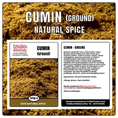 CUMIN (Ground) - 40g