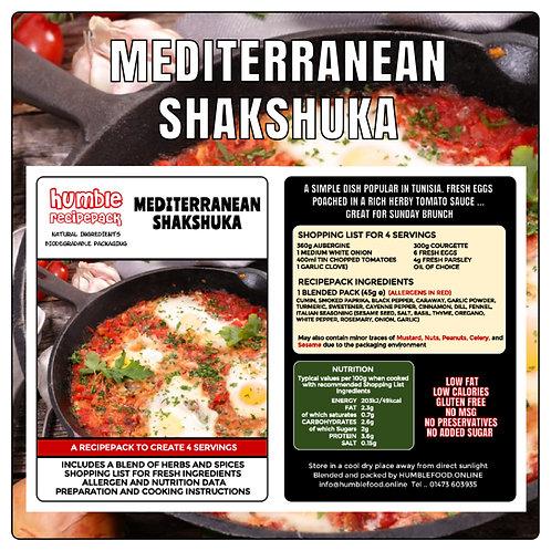 MEDITERRANEAN SHAKSHUKA - RecipePack