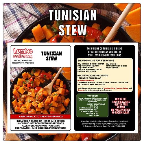 TUNISIAN STEW - RecipePack