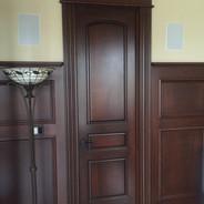 Stained Poplar Door & Paneling.JPG