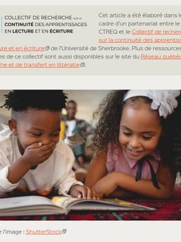 Comment bonifier les pratiques d'évaluation de la lecture de textes littéraires?