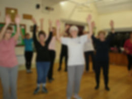 Demonstrating Fitstep class