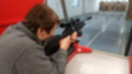 Rifle shooting - On Target - Northampton